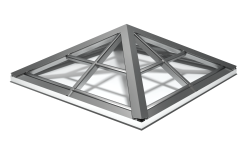 Vertech lanterneaux verrieres skylights and solariums