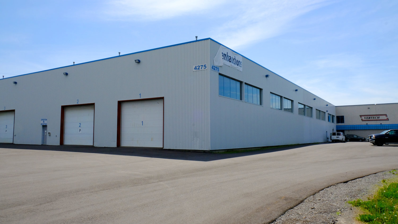 Vertech usine
